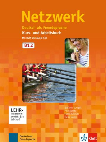 Cover Netzwerk B1 978-3-12-605005-0 Deutsch als Fremdsprache (DaF)