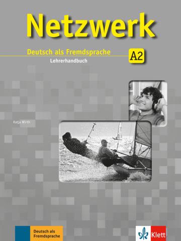Cover Netzwerk A2 978-3-12-605010-4 Deutsch als Fremdsprache (DaF)