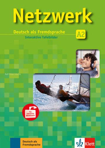 Cover Netzwerk A2 978-3-12-605012-8 Deutsch als Fremdsprache (DaF)