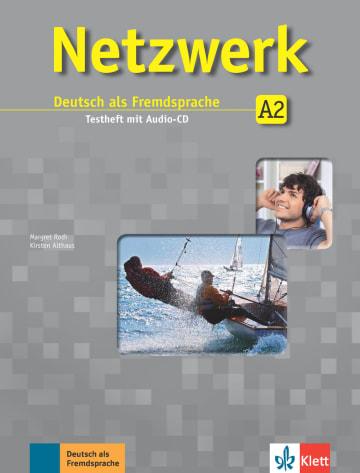 Cover Netzwerk A2 978-3-12-605013-5 Deutsch als Fremdsprache (DaF)