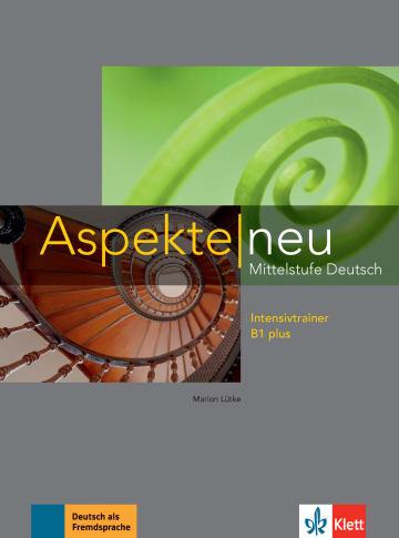 Cover Aspekte neu B1 plus 978-3-12-605022-7 Deutsch als Fremdsprache (DaF)