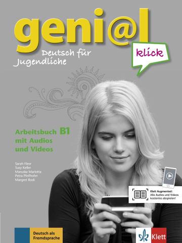 Cover geni@l klick B1 978-3-12-605070-8 Deutsch als Fremdsprache (DaF),Deutsch als Zweitsprache (DaZ)