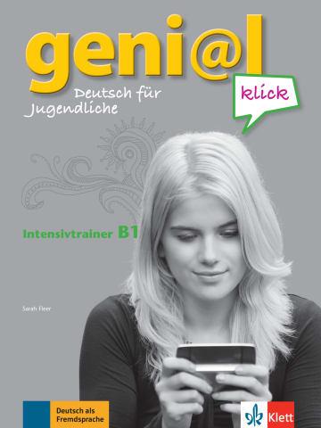 Cover geni@l klick B1 978-3-12-605075-3 Deutsch als Fremdsprache (DaF),Deutsch als Zweitsprache (DaZ)
