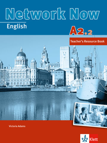 Cover Network Now A2.2 978-3-12-605121-7 Englisch