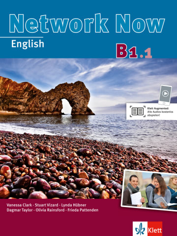 Cover Network Now B1.1 978-3-12-605122-4 Englisch