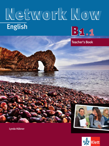 Cover Network Now B1.1 978-3-12-605123-1 Englisch