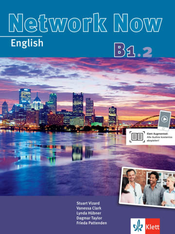 Cover Network Now B1.2 978-3-12-605124-8 Englisch