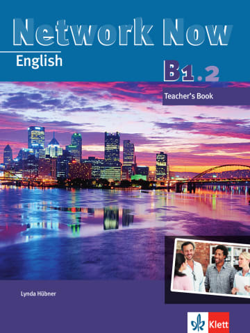 Cover Network Now B1.2 978-3-12-605125-5 Englisch