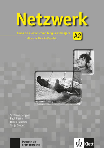 Cover Netzwerk A2 978-3-12-605127-9 Deutsch als Fremdsprache (DaF)