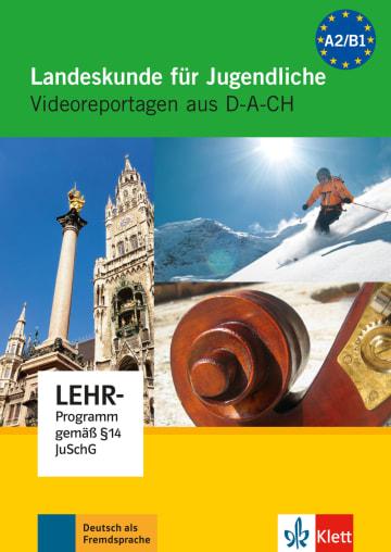 Cover Landeskunde für Jugendliche 978-3-12-605149-1 Deutsch als Fremdsprache (DaF)