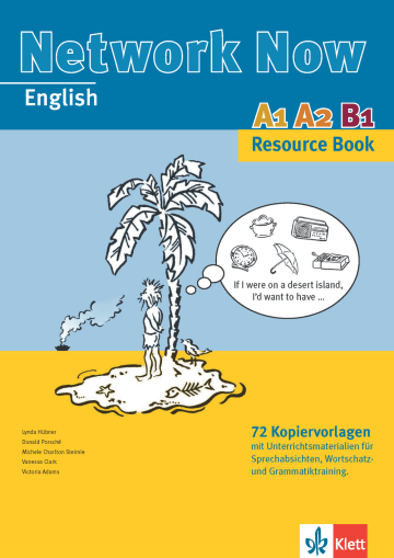 Cover Network Now A1, A2, B1 978-3-12-605160-6 Englisch