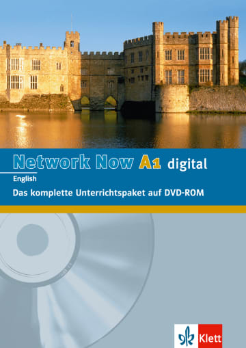 Cover Network Now A1 digital 978-3-12-605161-3 Englisch