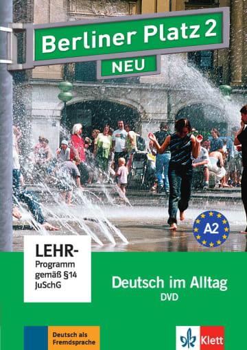 Cover Berliner Platz 2 NEU 978-3-12-606044-8 Deutsch als Fremdsprache (DaF)