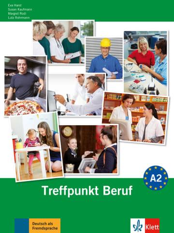 Cover Berliner Platz 2 NEU 978-3-12-606053-0 Deutsch als Fremdsprache (DaF)