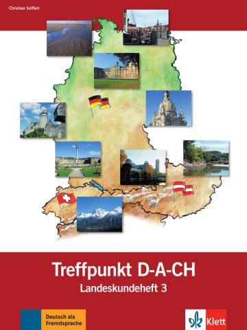 Cover Berliner Platz 3 NEU 978-3-12-606063-9 Deutsch als Fremdsprache (DaF)
