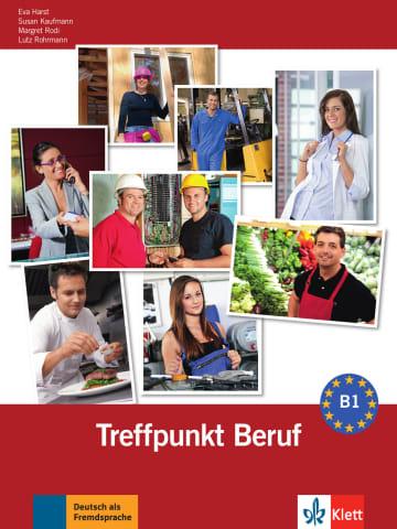 Cover Berliner Platz 3 NEU 978-3-12-606064-6 Deutsch als Fremdsprache (DaF)