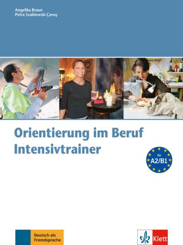 Cover Orientierung im Beruf 978-3-12-606122-3 Deutsch als Fremdsprache (DaF)