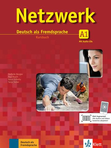 Cover Netzwerk A1 978-3-12-606128-5 Deutsch als Fremdsprache (DaF)