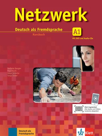 Cover Netzwerk A1 978-3-12-606129-2 Deutsch als Fremdsprache (DaF)
