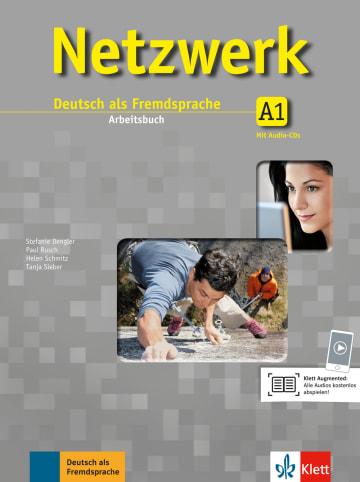 Cover Netzwerk A1 978-3-12-606130-8 Deutsch als Fremdsprache (DaF)