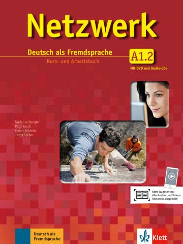 Cover Netzwerk A1 978-3-12-606132-2 Deutsch als Fremdsprache (DaF)