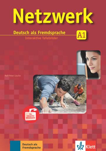 Cover Netzwerk A1 978-3-12-606136-0 Deutsch als Fremdsprache (DaF)