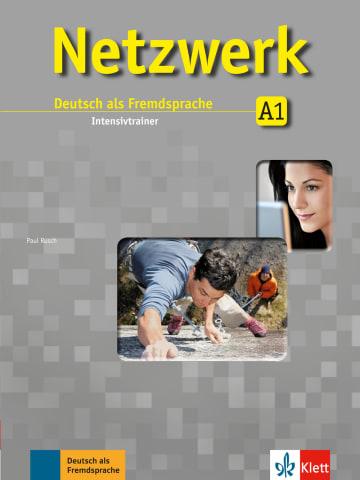 Cover Netzwerk A1 978-3-12-606138-4 Deutsch als Fremdsprache (DaF)