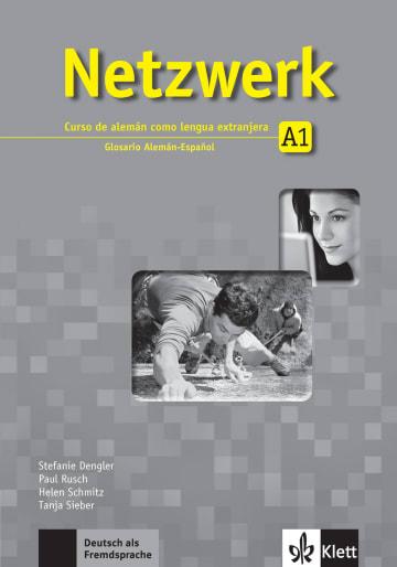 Cover Netzwerk A1 978-3-12-606140-7 Deutsch als Fremdsprache (DaF)