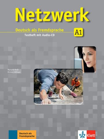 Cover Netzwerk A1 978-3-12-606141-4 Deutsch als Fremdsprache (DaF)