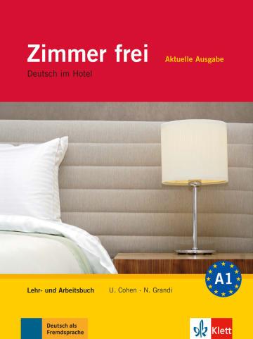 Cover Zimmer frei 978-3-12-606177-3 Deutsch als Fremdsprache (DaF)