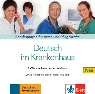 Cover Deutsch im Krankenhaus Neu 978-3-12-606181-0 Deutsch als Fremdsprache (DaF)
