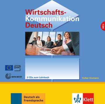 Cover Wirtschaftskommunikation Deutsch NEU 978-3-12-606187-2 Deutsch als Fremdsprache (DaF)