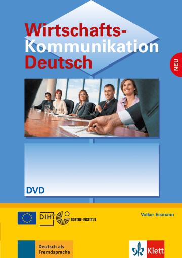 Cover Wirtschaftskommunikation Deutsch NEU 978-3-12-606188-9 Deutsch als Fremdsprache (DaF)