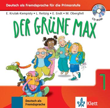 Cover Der grüne Max 1 978-3-12-606191-9 Deutsch als Fremdsprache (DaF)