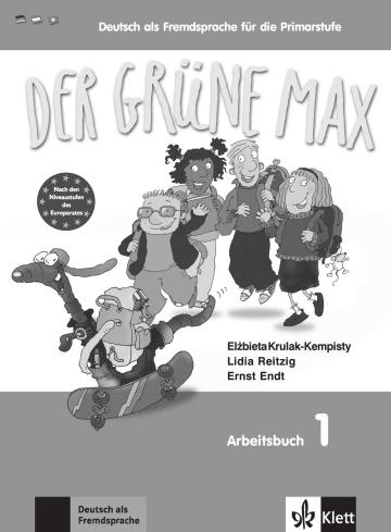 Cover Der grüne Max 1 978-3-12-606199-5 Deutsch als Fremdsprache (DaF)