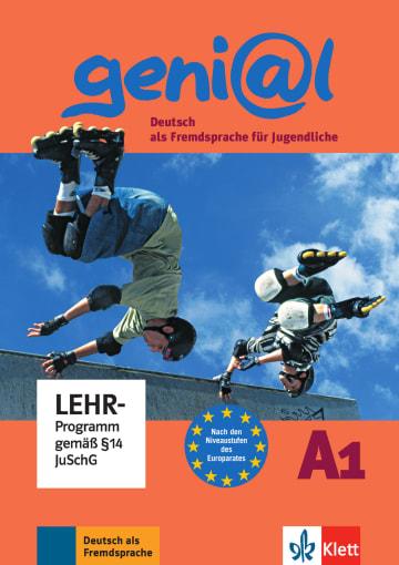 Cover geni@l A1 978-3-12-606227-5 Deutsch als Fremdsprache (DaF),Deutsch als Zweitsprache (DaZ)