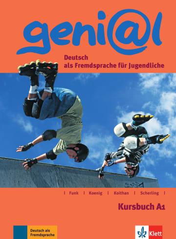 Cover geni@l A1 978-3-12-606229-9 Deutsch als Fremdsprache (DaF),Deutsch als Zweitsprache (DaZ)