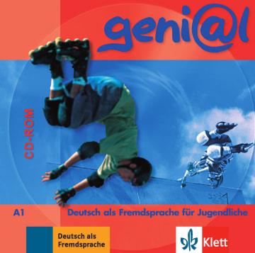 Cover geni@l A1 978-3-12-606234-3 Deutsch als Fremdsprache (DaF),Deutsch als Zweitsprache (DaZ)