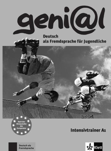 Cover geni@l A1 978-3-12-606236-7 Deutsch als Fremdsprache (DaF),Deutsch als Zweitsprache (DaZ)
