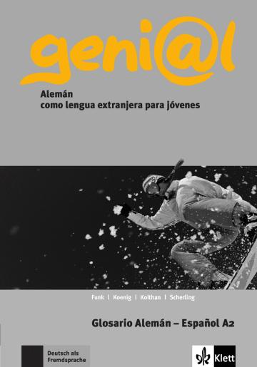 Cover geni@l A2 978-3-12-606255-8 Deutsch als Fremdsprache (DaF),Deutsch als Zweitsprache (DaZ)