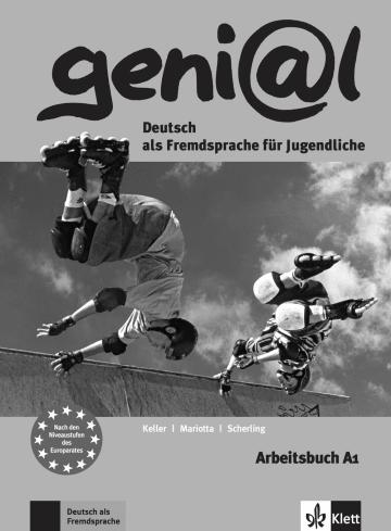 Cover geni@l A1 978-3-12-606261-9 Deutsch als Fremdsprache (DaF),Deutsch als Zweitsprache (DaZ)