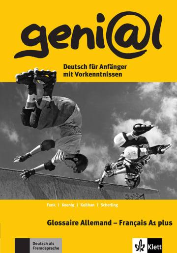 Cover geni@l A1 978-3-12-606275-6 Deutsch als Fremdsprache (DaF),Deutsch als Zweitsprache (DaZ)