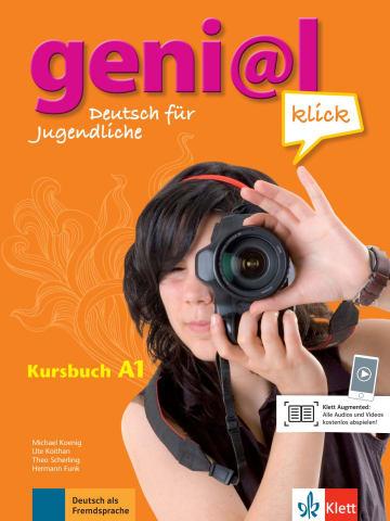 Cover geni@l klick A1 978-3-12-606280-0 Deutsch als Fremdsprache (DaF),Deutsch als Zweitsprache (DaZ)