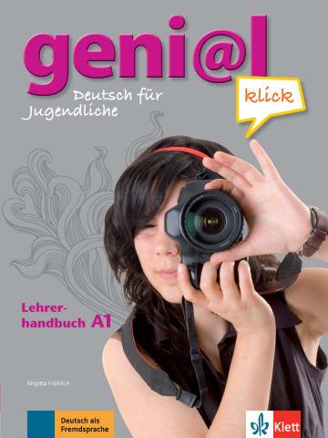 Cover geni@l klick A1 978-3-12-606283-1 Deutsch als Fremdsprache (DaF),Deutsch als Zweitsprache (DaZ)