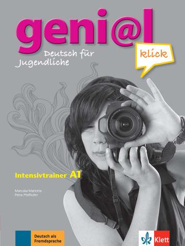 Cover geni@l klick A1 978-3-12-606286-2 Deutsch als Fremdsprache (DaF),Deutsch als Zweitsprache (DaZ)