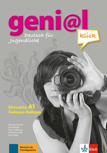 Cover geni@l klick A1 978-3-12-606288-6 Deutsch als Fremdsprache (DaF),Deutsch als Zweitsprache (DaZ)