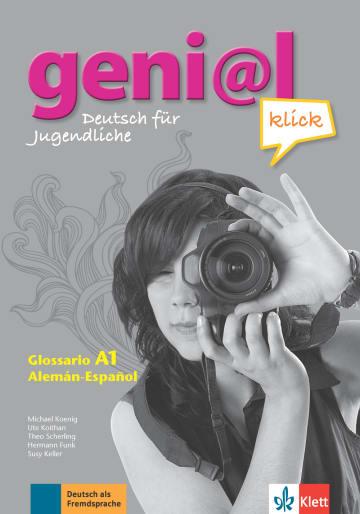 Cover geni@l klick A1 978-3-12-606289-3 Deutsch als Fremdsprache (DaF),Deutsch als Zweitsprache (DaZ)