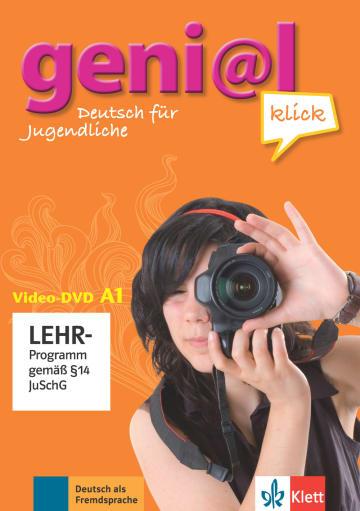 Cover geni@l klick A1 978-3-12-606290-9 Deutsch als Fremdsprache (DaF),Deutsch als Zweitsprache (DaZ)
