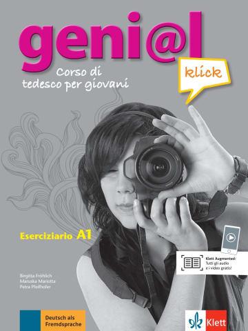 Cover geni@l klick A1 978-3-12-606293-0 Deutsch als Fremdsprache (DaF)
