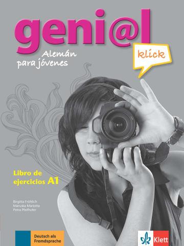 Cover geni@l klick A1 978-3-12-606295-4 Deutsch als Fremdsprache (DaF)